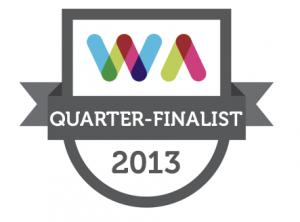 Quarter Finalist 2013