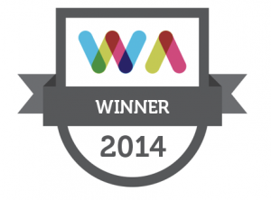 2014 Web Awards Winners