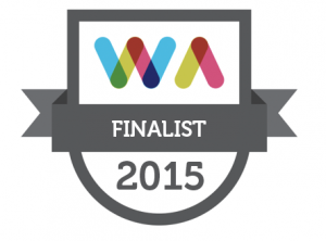 Realex Payments Web Awards Finalist